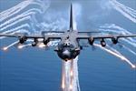 Video cường kích AC-130 Mỹ bắn đạn thật ngoài khơi Iran