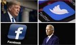 Tổng thống Trump bỏ xa đối thủ Biden trên 'mặt trận' mạng xã hội