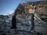 Dải Gaza sắp cạn nhiên liệu, đối mặt bóng tối vì xung đột