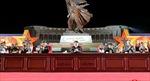 Chủ tịch Kim Jong-un ví tình hình Triều Tiên hiện tại như thời chiến