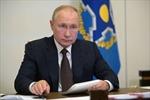 Tổng thống Nga Putin là nguyên thủ đầu tiên xác nhận sẽ dự Olympic Bắc Kinh