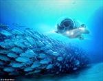 Hà Lan ra mắt 'siêu tàu lặn' chạy điện, tốc độ nhanh hơn cả cá heo