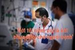 'Với tôi niềm vui là khi chữa khỏi cho người bệnh'