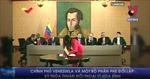 Chính phủ Venezuela và một bộ phận phe đối lập ký thỏa thuận đối thoại vì hòa bình