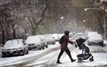 Tuyết rơi đầu mùa tại Mỹ