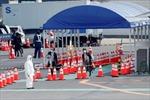 Nhật Bản bị chỉ trích dữ dội sau khi sơ tán hành khách trên du thuyền