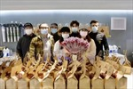 Câu chuyện về những tách cà phê tình nguyện trong tâm dịch Vũ Hán