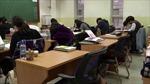 COVID-19 không làm giảm sự khắc nghiệt của các kỳ thi tại Hàn Quốc