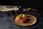 Độc đáo món bò bít tết in 3D đầu tiên trên thế giới