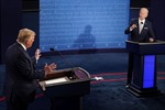 Nhận định sau cuộc tranh luận đầu tiên giữa Tổng thống Donald Trump và Joe Biden