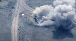 Azerbaijan công bố video phá hủy phương tiện quân sự của Armenia