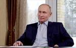 Tổng thống Putin có thể sẽ làm cố vấn pháp lý cho ngành rượu vang khi mãn nhiệm