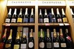Doanh số bán rượu sâm panh tại Pháp giảm mạnh năm 2020