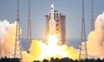 Bộ phận tên lửa nặng 21 tấn của Trung Quốc sắp rơi không kiểm soát xuống Trái Đất