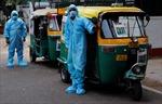 Những chiếc xe cứu thương đặc biệt chở bệnh nhân COVID-19 miễn phí tại Ấn Độ