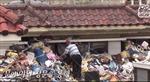 Cụ ông dành 10 năm tích trữ 150 tấn rác làm...của để dành cho con trai