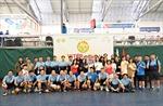 Giải tennis Mùa thu Vàng ViTAR-NEVA 2021 tại LB Nga thành công tốt đẹp