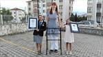 Người phụ nữ lập kỷ lục cao nhất thế giới