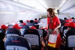 Vietjet chào mừng chuyến bay đầu tiên Nha Trang - Đà Nẵng