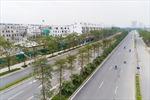 Thông xe tuyến đường từ Nguyễn Xiển đến đường 70 (Hà Đông, Hà Nội)