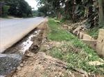 Quốc lộ 37 qua Yên Bái, Tuyên Quang trong tình trạng xuống cấp