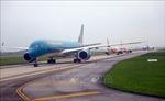 Chuyến bay thương mại quốc tế đầu tiên về Việt Nam của ngành hàng không