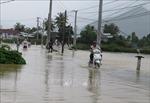 6 khu gian và 1 nhà ga đường sắt bị thiệt hại do mưa lũ tại Nam Trung Bộ