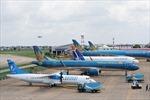 Điều chỉnh nhiều chuyến bay tại sân bay Nội Bài do thời tiết xấu