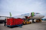 Bamboo Airways miễn phí vận chuyển cán bộ, thiết bị y tế cho Hải Dương
