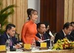 Dấu ấn nữ doanh nhân Nguyễn Thị Phương Thảo tại 'Đối thoại 2045'