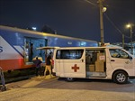 Cận cảnh vận chuyển thiết bị y tế tới Bệnh viện dã chiến TP Hồ Chí Minh