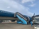 Hàng không đã chuyên chở trên 3.000 y, bác sĩ và 140 tấn thiết bị y tế tới vùng dịch