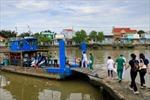Trả kết quả trực tuyến xét nghiệm SARS-CoV-2 cho người dân huyện Nhà Bè