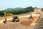 Dự án cao tốc Bắc - Nam sẽ có đủ đất đắp nền cho đến hết quý 1/2022