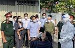 Tổng hợp COVID-19 ngày 28/9: Phó Thủ tướng Vũ Đức Đam kiểm tra 'vùng đỏ' Bình Dương; ca nhiễm mới giảm hơn 50%