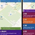 Sở GTVT TP Hồ Chí Minh ra mắt ứng dụng thông tin vận tải hành khách trên thiết bị di động