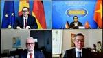 Việt Nam - Đức tiến hành họp Nhóm điều hành chiến lược lần thứ 6