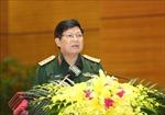 Đại tướng Ngô Xuân Lịchdự Diễn đàn Hương Sơn Bắc Kinh và thăm chính thức Cộng hòa nhân dân Trung Hoa