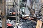 Vụ cháy gần bệnh viện nhi: Đám cháy xuất phát từ chập điện nhà ông Hiệp 'khùng'