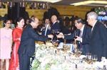 WEF ASEAN 2018: Thủ tướng và Phu nhân chủ trì Dạ hội Quảng bá Văn hóa Việt Nam