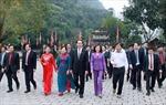 Tình yêu thương đặc biệt của Chủ tịch nước Trần Đại Quang dành cho quê hương Ninh Bình