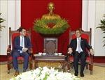 Đưa hợp tác Việt Nam - Romania lên tầm cao mới
