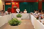 Đoàn công tác Ban Nội chính Trung ương làm việc tại Bình Phước