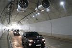 Thông xe hầm Cù Mông nối liền hai tỉnh Bình Định - Phú Yên