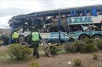 Hai xe buýt đâm trực diện làm ít nhất 52 người thương vong
