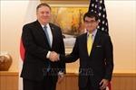 Ngoại trưởng Mỹ, Nhật điện đàm về vấn đề Triều Tiên