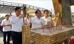 Lãnh đạo tỉnh Quảng Trị dâng hương tri ân các Anh hùng Liệt sỹ