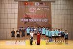 Vicem Hoàng Thạch 1 vô địch đồng đội nam Giải bóng bàn Quốc tế cúp Hoàng Thạch 2019