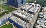 Đình chỉ dự án 'xây lụi' 110 căn biệt thự tại quận 7, TP Hồ Chí Minh