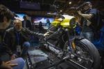 Hãng Harley-Davidson ngừng sản xuất xe máy điện LiveWire